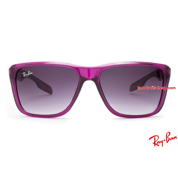 5901ebe14b Cheap Ray Ban RB9122 Justin sunglasses with purple frame and violet ...