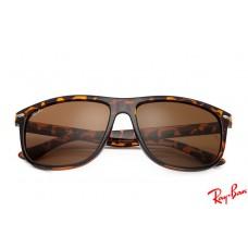 e34edf64952 RayBans RB4147 Wayfarer sunglasses with tortoise f.