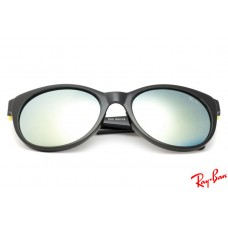 knockoff ray bans zt08  Ray Ban RB7288 Erika sunglasses with black and yel