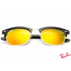 6be2de70c7 Ray Ban RB3016 Clubmaster Classic sunglasses with .
