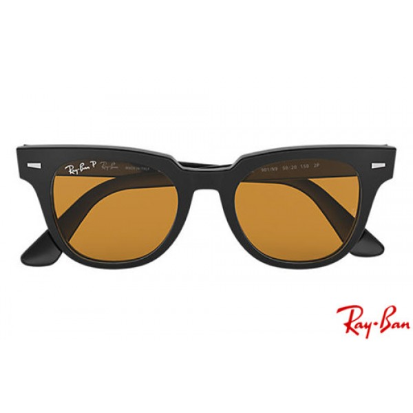 2d30881c6cc8 Fake Ray Bans RB2168 Wayfarer Meteor Classic with Black frame and ...