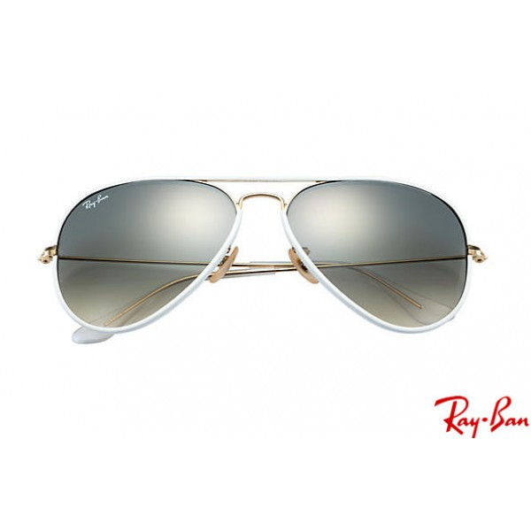5964de1a1bf ... black gradient 7ba9a 16889 f8210 f887a  inexpensive knockoff ray ban  rb3025jm aviator full color with white gold frame a8247 20fdb